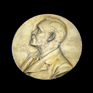 Nobelprijs award