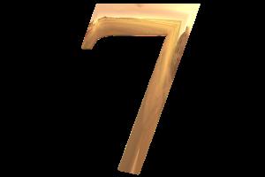 gouden cijfer 7