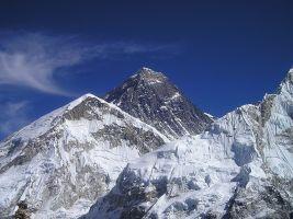 berg Mount Everest