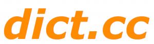 Logo dict.cc