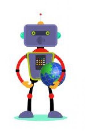 Robot mens en maatschappij