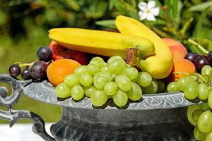 Verschillende fruitsoorten