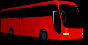 rode bus