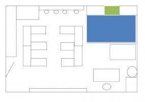 plattegrond klas