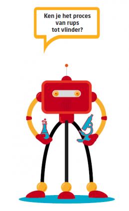 Tekening robot