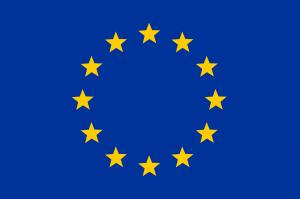vlag van Europese Unie