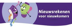 Logo Nieuwsrekenen voor nieuwkomers