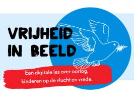 logo vrijheid in beeld