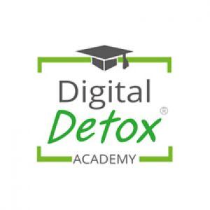 Het logo van de website Digital Detox Academy