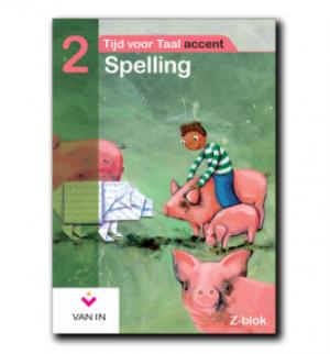 cover Tijd voor Taal accent Spelling 2