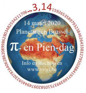 Pi- en Pien-dag 14 maart 2020