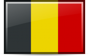 Vlag van Belgie