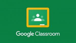 Het logo van Google Classroom