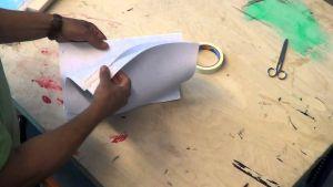 Papieren in handen