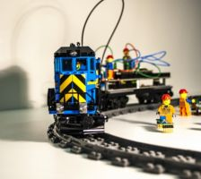 IR13 - from LEGO train to engineer