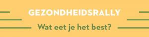 Logo gezondheidsrally