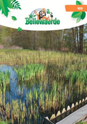 Cover waterbundel Bellewaerde