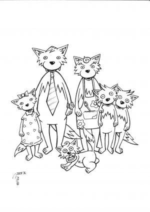 familie Suzie Sloddervos