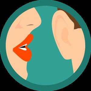 Mond en oor