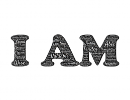 De woorden I am