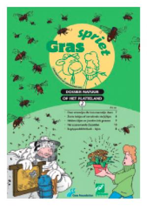 Cover Grasspriet Bijen
