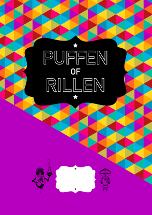 Cover Puffen of rillen