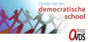 Logo Oproep voor een democratische school