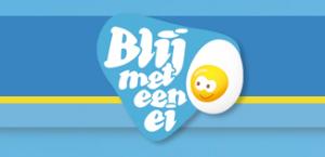 logo Blij met een Ei