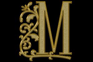 hoofdletter M