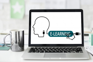 Onderwijs via e-learning