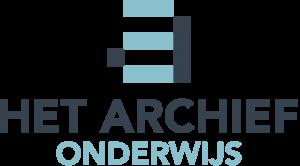 Logo Het Archief voor Onderwijs - meemoo