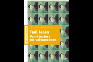cover van boek 'Taal leren'