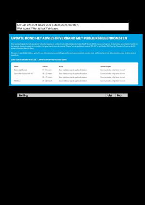 Voorbeeld uit: Vaardigheidsbundel opdrachten Corona.pdf