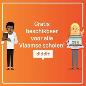 diddit: gratis beschikbaar voor alle scholen