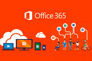 visual representation of the educational possibilities of O365