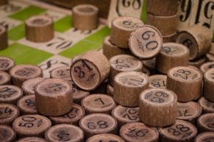 getallen uit een bingospel
