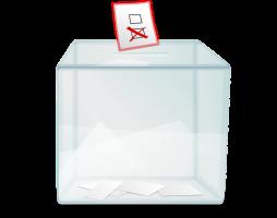 Afbeelding van een stembus