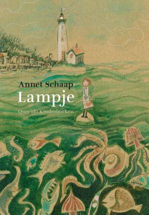 cover boek: zee, vuurtoren