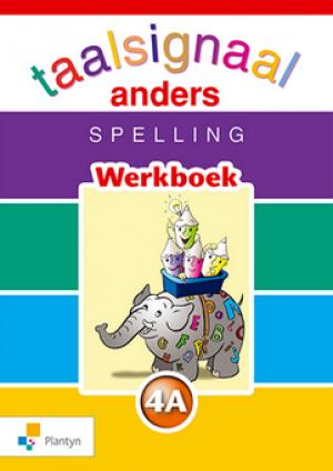 cover Taalsignaal Anders 4 spelling