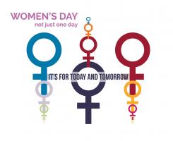 symbool vrouwendag