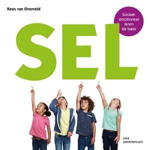 cover boek SEL : kinderen die naar boven wijzen