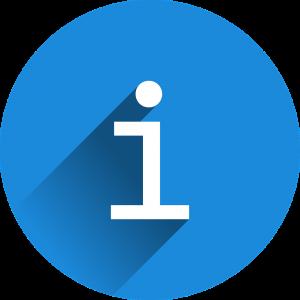 logo van informatie