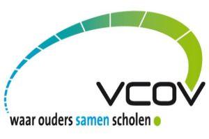 Logo VCOV (Vlaamse Confederatie van ouders en ouderverenigingen)