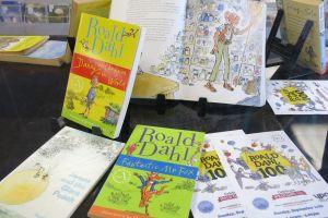 Boeken van Roald Dahl