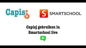 Logo van Capisj en Smartschool