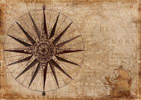 oude wereldkaart