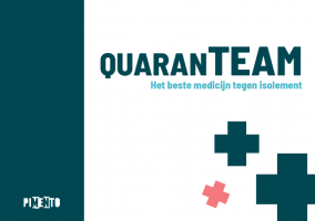 QuaranTEAM cover