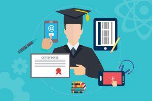 Digitale student