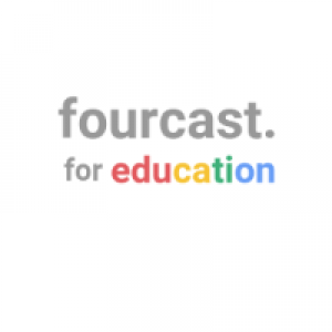 Logo Fourcast for Education