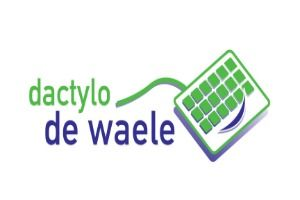 Logo Dactylo De Waele